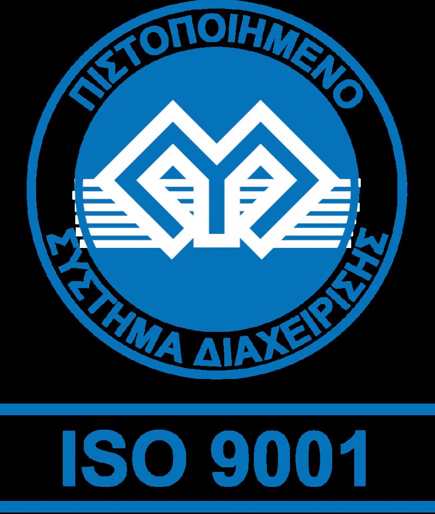 ISO 9001 GRK